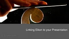 Linking Eikon to your Presentation (#04)